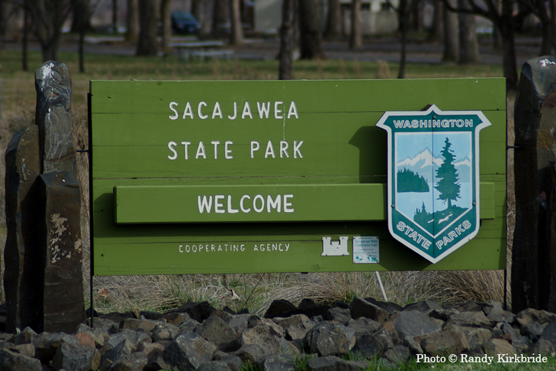 Welcome to Sacajawea State Park
